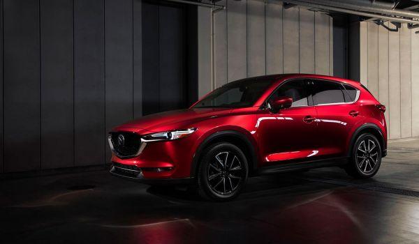 Mazda CX-5 (Сборка Япония, выпуск 2019 года )